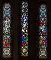 East window, St Nicholas' church, Iford, E Sussex (17152799420).jpg