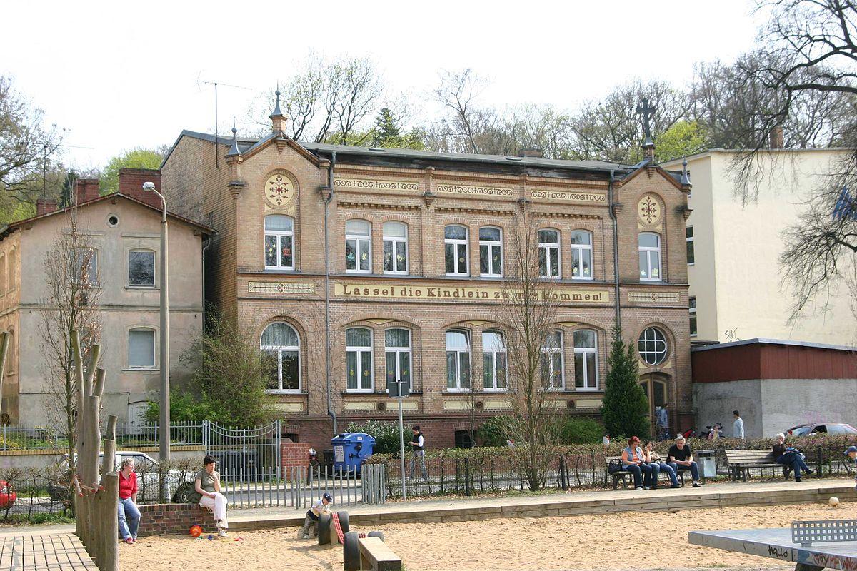 Evangelischer kindergarten eberswalde wikipedia for Evangelischer kindergarten