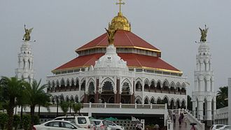 Edappally - St. George Syro-Malabar Catholic Forane Church, Edappally
