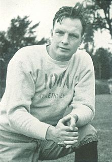 Eddie Anderson (American football coach) American football player and coach, basketball coach