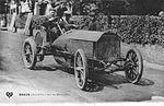 Edgar Braun on a Mercedes - 1905 Gordon Bennett Cup.jpg