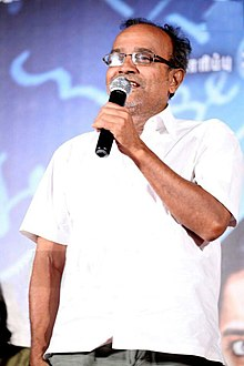 Editor B Lenin at the Ramanujan Movie Press Meet.jpg