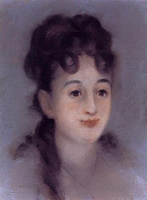 Edouard Manet Eva Gonzales