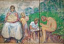 Edvard Munch - The Researchers, Right Part with Sitting Boy - MM.M.00907C - Munch Museum.jpg