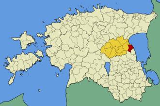 Pala Parish - Image: Eesti pala vald