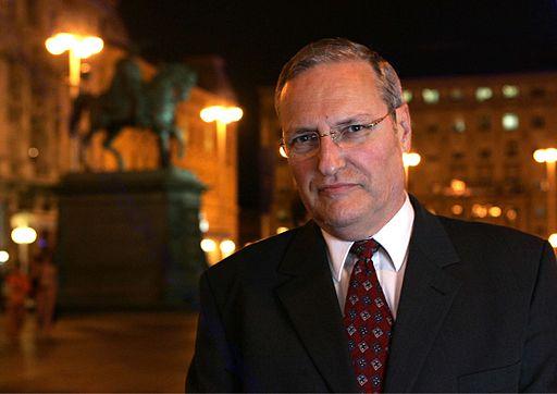 Efraim Zuroff (May 2007)
