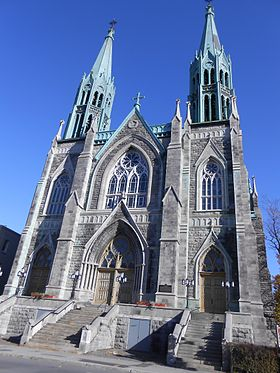 Image illustrative de l'article Église Saint-Édouard de Montréal