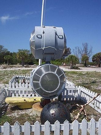 Egmont Key State Park and National Wildlife Refuge - Image: Egmont Key 02