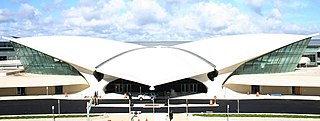 TWA Flight Center Terminal at JFK Airport in New York City