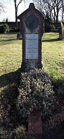 Ehrengrab, Werdauer Weg 5, in Berlin-Schöneberg (Quelle: Wikimedia)