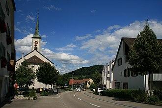 Eiken, Aargau - Image: Eiken 9707