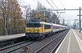 Eindhoven Beukenlaan doorkomst EuroCity 456 uit Praag met NS 1757 (15935994556).jpg