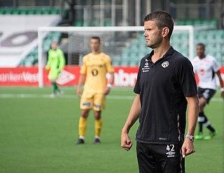 Eirik Bakke Norwegian footballer