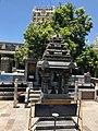 Ekambareswarar Temple Kanchipuram Tamil Nadu - mango tree.jpg