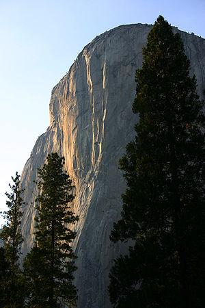 El Capitan Granite - El Capitan