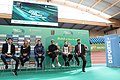 El mejor atletismo del mundo, en la pista cubierta municipal de Gallur 01.jpg