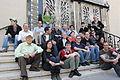 Elef Milim - Rothschild Boulevard Wikipedians 7.JPG