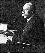 Edward Elgar, whose works were one of several featured on the album.