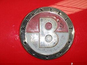 Berkeley Cars - Image: Emblem Berkeley
