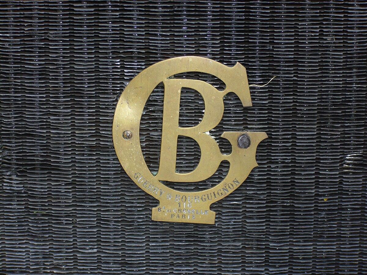 Guerry et Bourguignon – Wikipedia