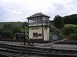 Embsay station signal box - geograph.org.uk - 1400991.jpg