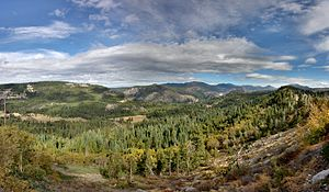 Emigrant Gap - Image: Emigrant Gap Flickr Joe Parks