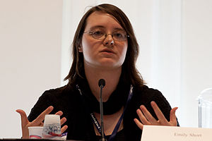 Emily Short - Emily Short in 2010.
