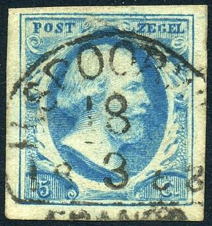 Postage stamps and postal history of the Netherlands