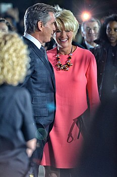 Emma Thompson and Pierce Brosnan at 2013 TIFF.jpg