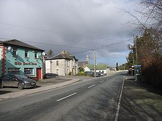 Emo, County Laois - Emo Main Street