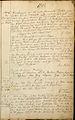 En side fra kopibok for innkomne brev, 1802, fra arkivet etter Bergen søndagsskole, Bergen Byarkiv.jpg