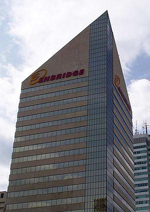 Enbridge - Enbridge building in Edmonton, Alberta