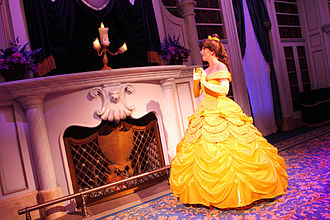Be Our Guest Restaurant - Enchanted Tales with Belle