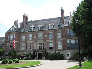 MIT Sloan School of Management - Endicott House, longtime site of MIT Sloan executive education programs