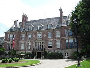 MIT Sloan School of Management - Endicott House, longtime site of MIT Sloan executive education programs