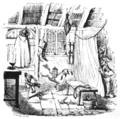 English Caricaturists, 1893 - The Elves and the Cobbler.png