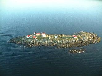 Entrance Island (British Columbia) - Entrance Island, BC