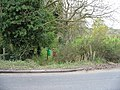 Entrance to footpath, Horstead side of the Bure - geograph.org.uk - 400660.jpg