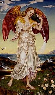 morgenrødens gudinde