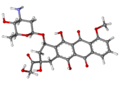 Epirubicin ball-and-stick.png