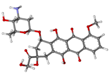 Epirubicin ball-and-stick.png
