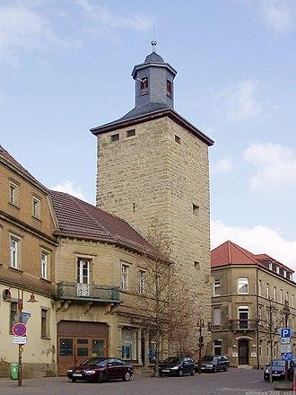 Eppingen - Pfeifferturm