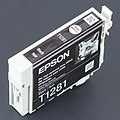 Epson ink-jet cartridges T1281 black-4543.jpg
