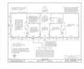 Erasmus Hall (Academy), Flatbush Avenue, Brooklyn, Kings County, NY HABS NY,24-BROK,4- (sheet 2 of 18).png