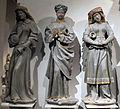 Erhart Küng, statue dal portale del giudizio universale della cattedrale di berna, 1460-83 ca. 02.JPG