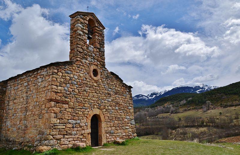 File:Ermita de Sant Salvador de Predanies (Prats i Sansor) - 10.jpg