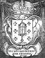Escudo da Galiza em Armas i triunfos de Filipe da Gándara (1662).jpg