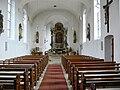 Esenhausen Pfarrkirche Blick zum Chor.jpg