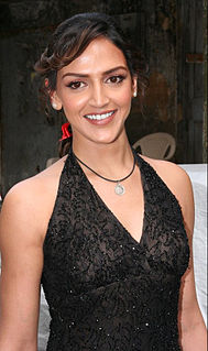 Esha Deol Indian actress
