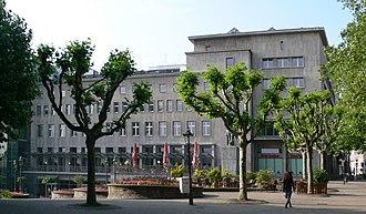 Lichtburg - The rebuilt Essen Lichtburg